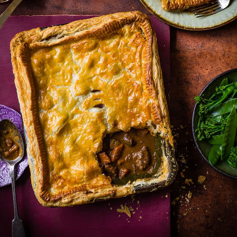 Photo of Beef and ale pie by WW