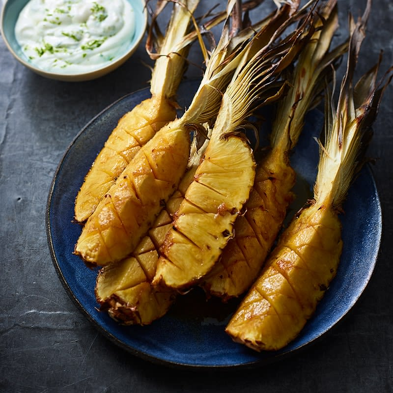 Photo of Pineapple and rum wedges by WW