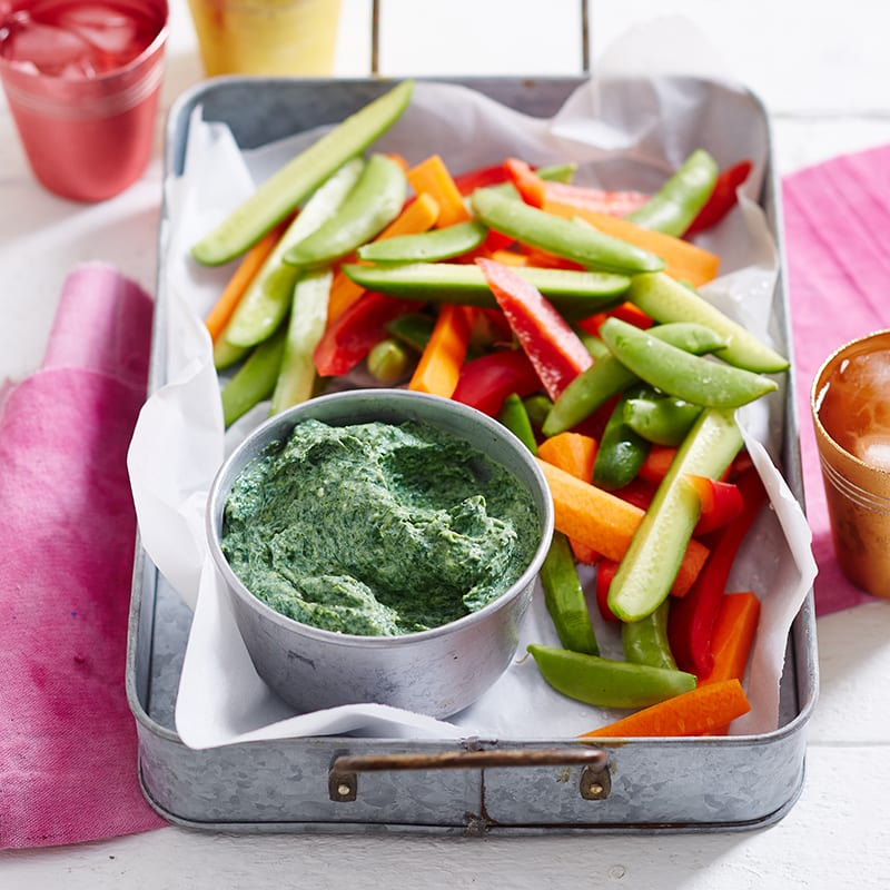 Photo of Spinach and dill dip by WW