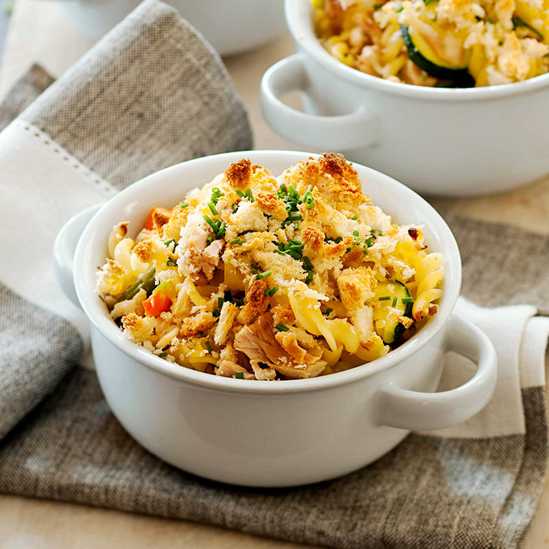 Photo of Tuna and vegetable pasta bake by WW