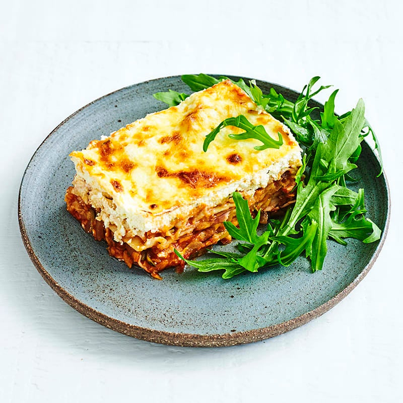 Photo of Lazy ham lasagne by WW