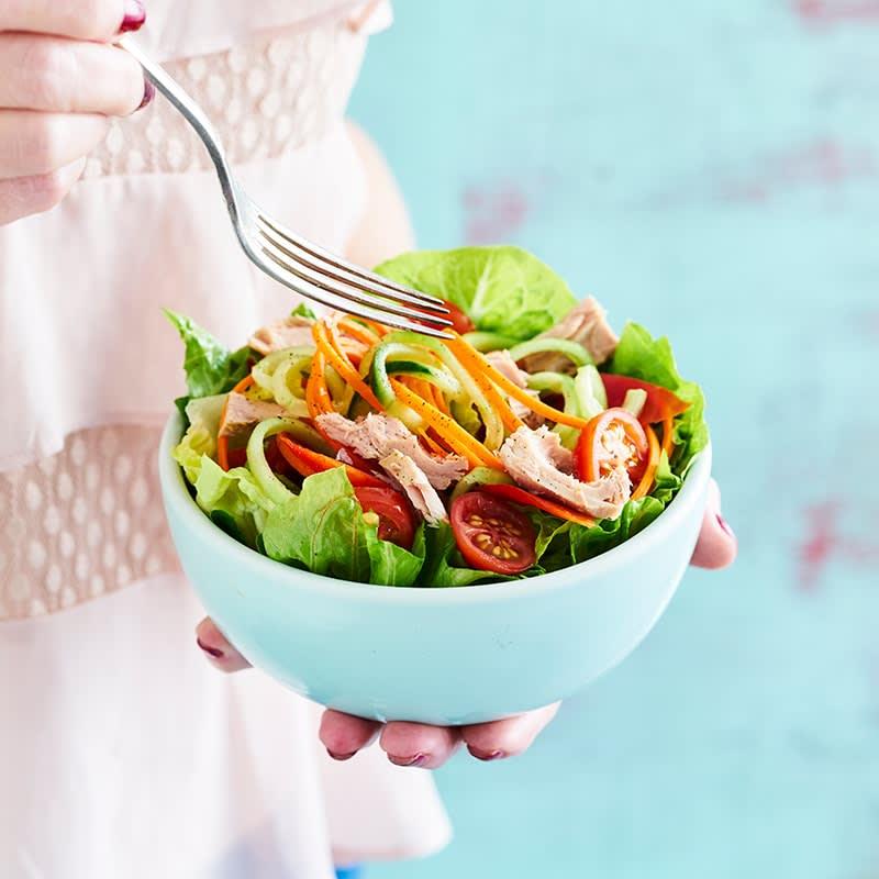 Photo of Basic tuna salad by WW