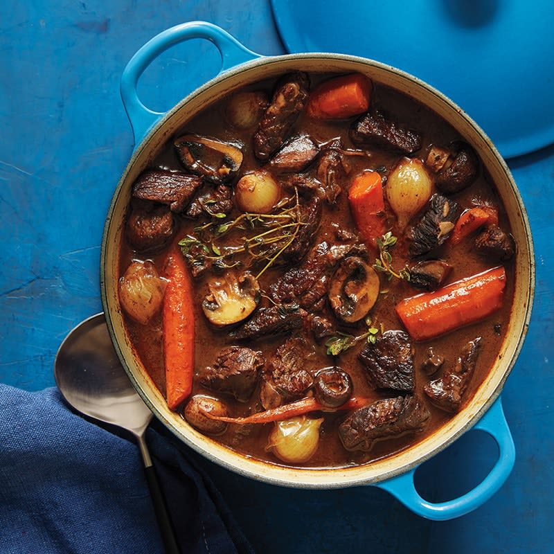 Photo of Beef bourguignon by WW