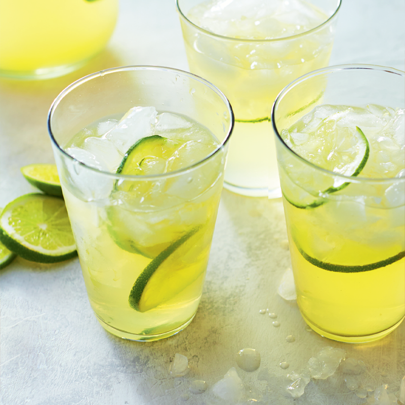 Photo of Grapefruit-lime paloma spritzers by WW