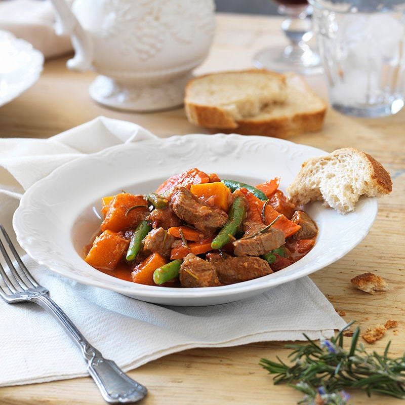 Photo of Lamb and vegetable stew by WW