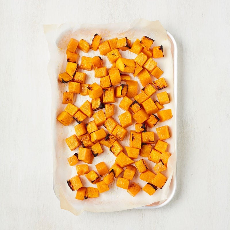 Photo of Roasted pumpkin by WW