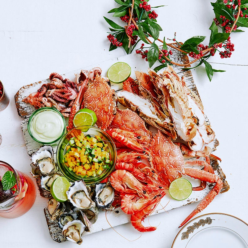 Photo of Easy seafood platter by WW
