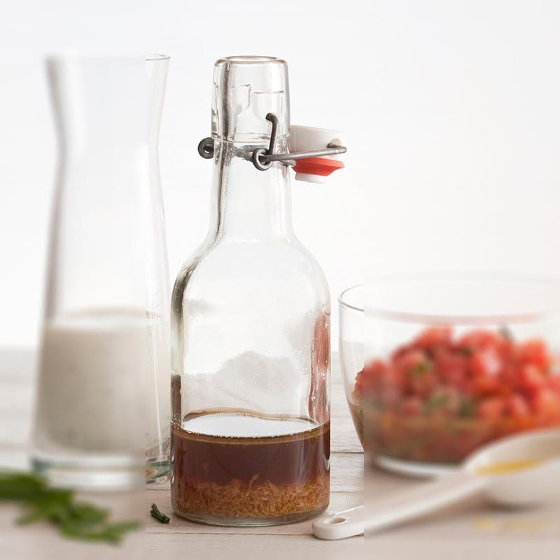 Photo of Basil and tomato dressing by WW