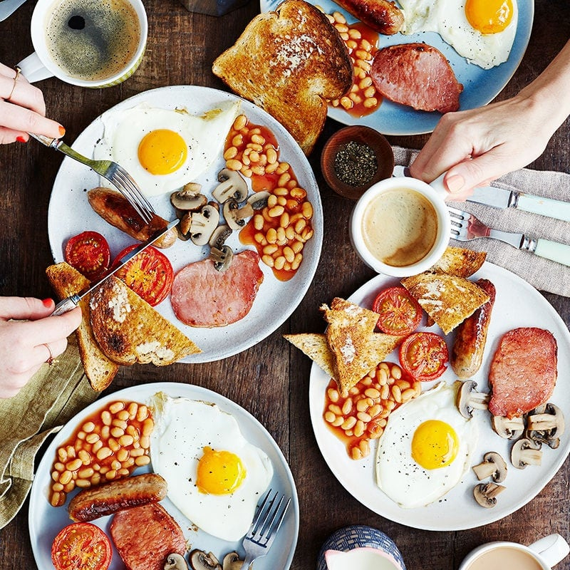 Photo of All day breakfast by WW