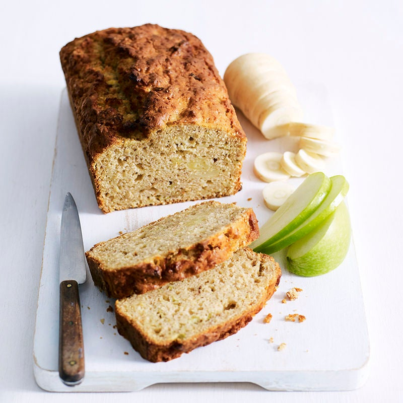Photo of Parsnip and apple loaf by WW