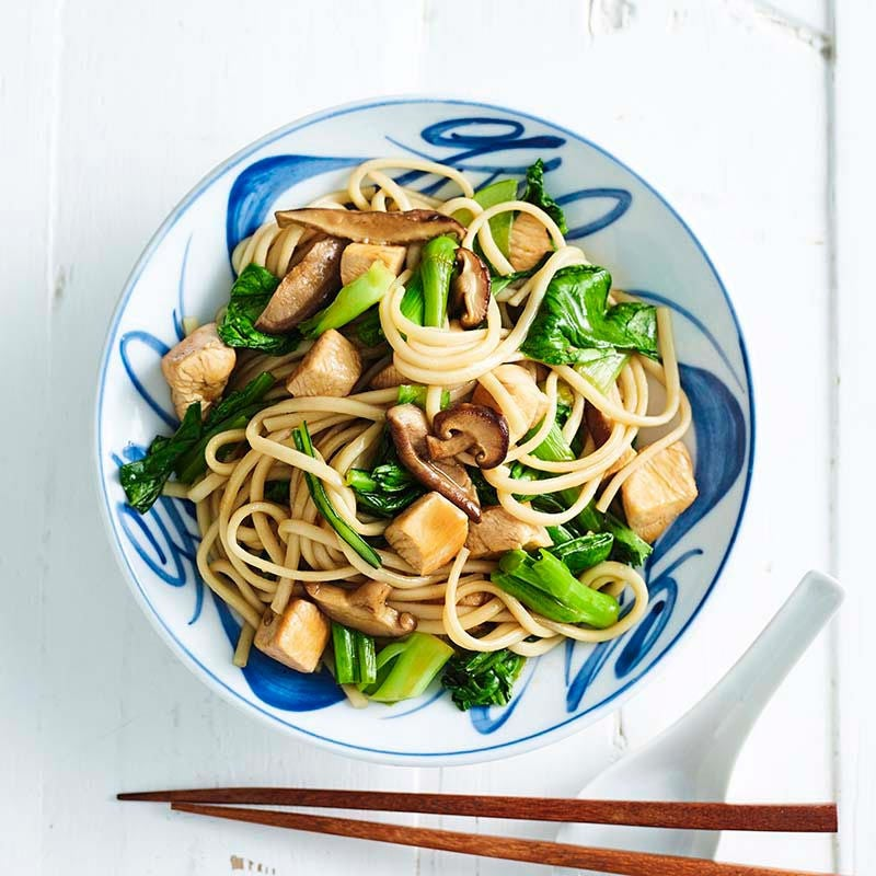 Photo of Chicken yaki udon by WW
