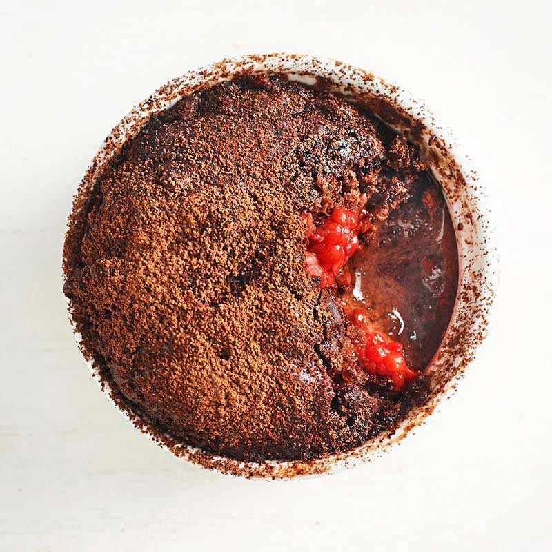Photo of Choc-raspberry puddings by WW