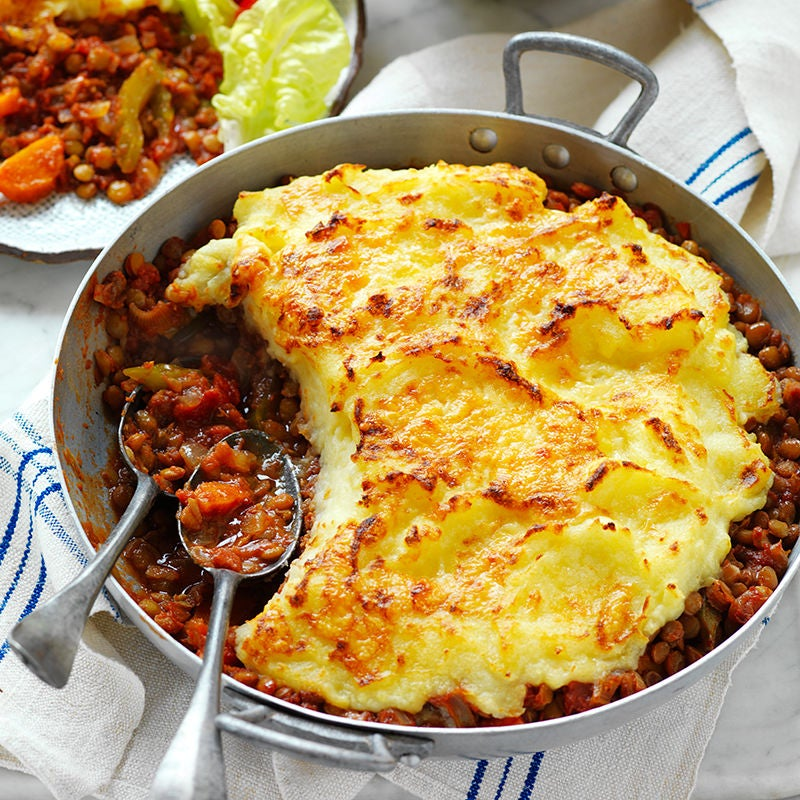 Photo of Vegetarian cottage pie by WW