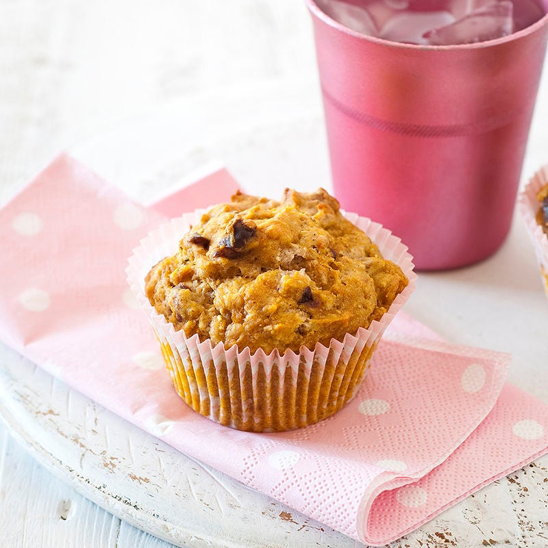 Photo of Pumpkin, cinnamon and date muffins by WW