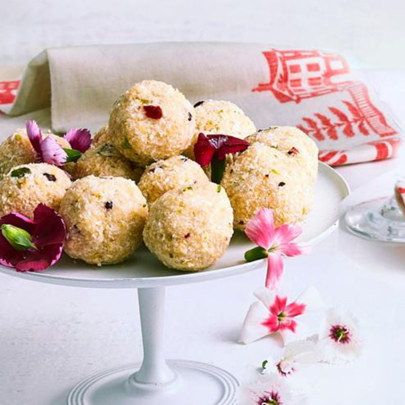 Photo of Christmas bliss balls by WW