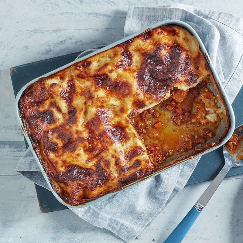 Photo of Beef and pumpkin lasagne by WW