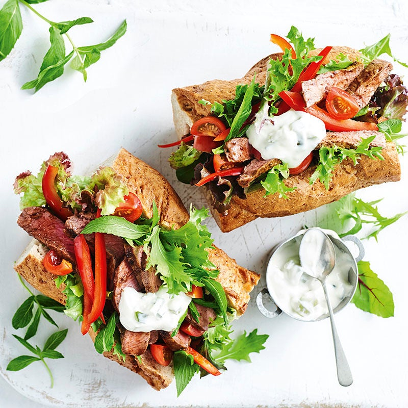 Photo of Indian lamb roll by WW