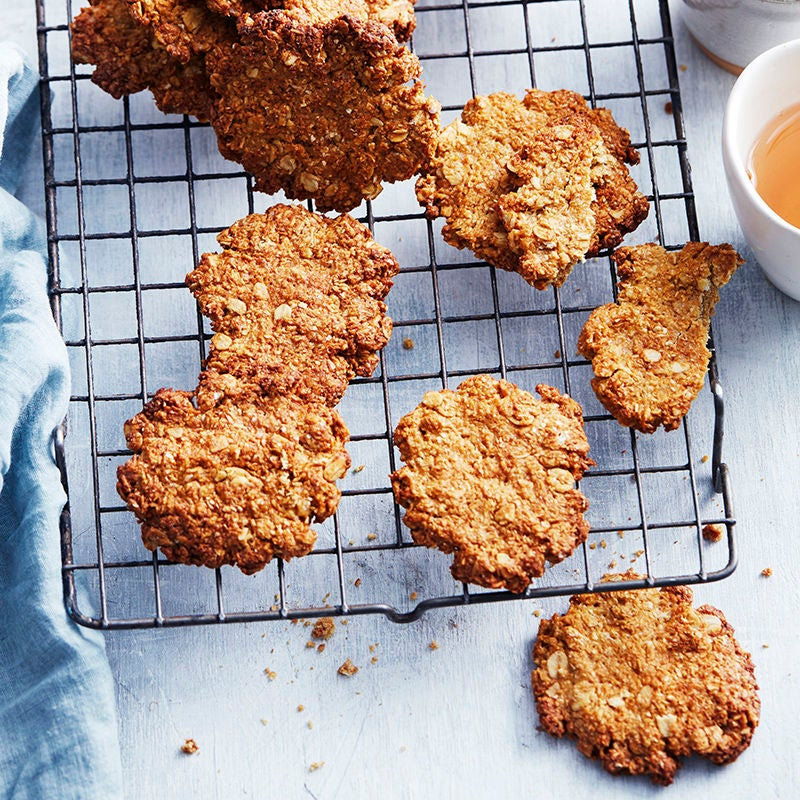 Photo of Anzac biscuits by WW