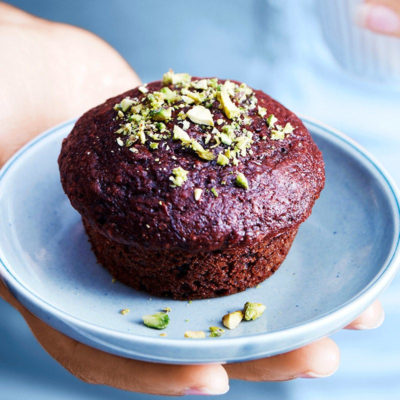Photo of Chocolate beetroot muffins by WW