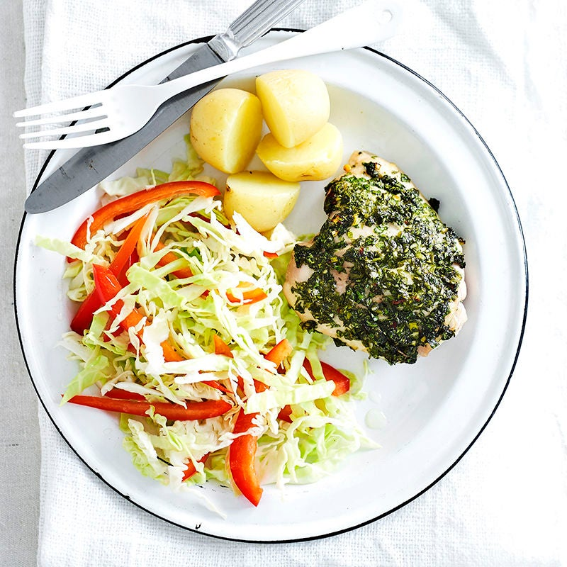 Photo of Chimichurri chicken by WW