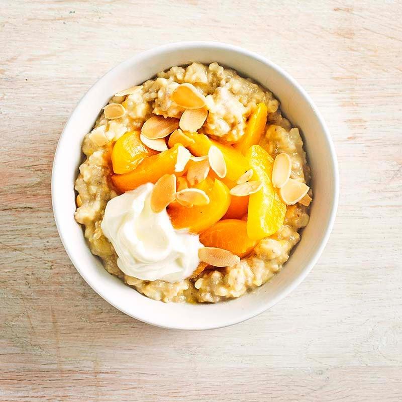 Photo of Orange and apricot porridge by WW