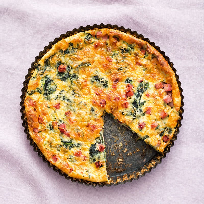 Photo of Crustless quiche by WW