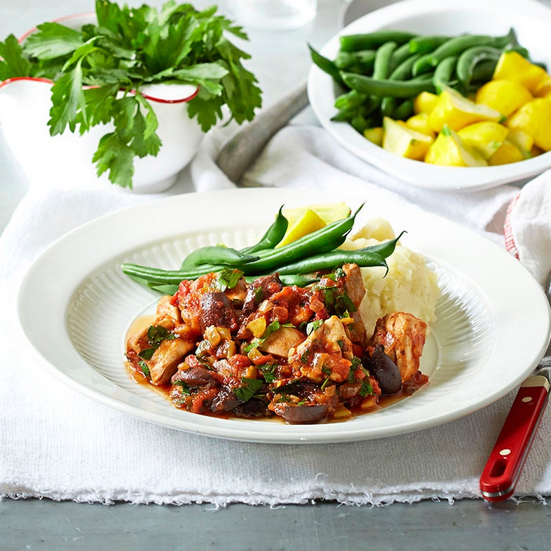 Photo of Chicken cacciatore by WW