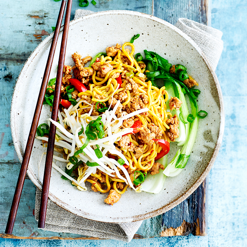 Photo of Hoisin chicken with hokkien noodles by WW