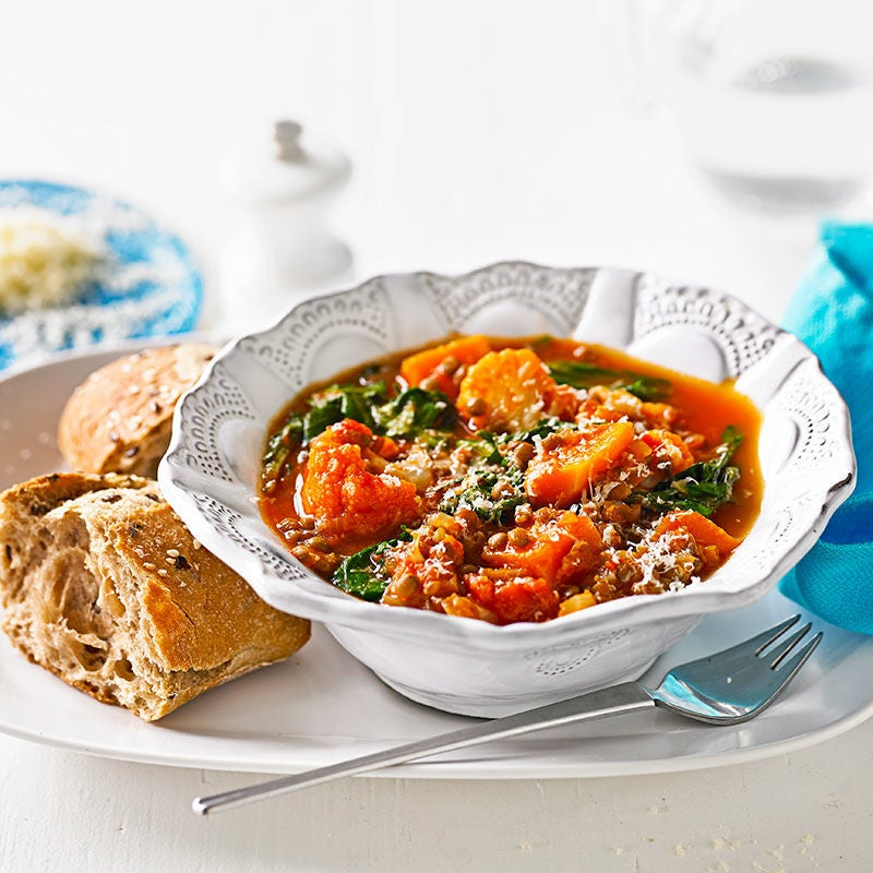 Photo of Lentil and vegetable hot pot by WW