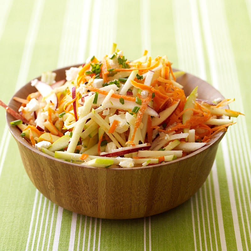 Photo of Apple and carrot salad by WW