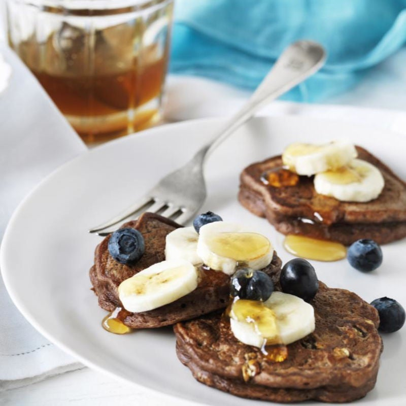 Photo of Chocolate peanut pikelets by WW