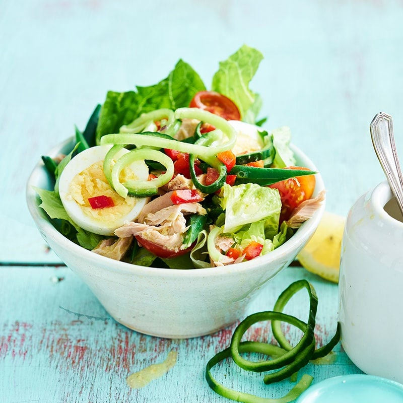 Photo of Nicoise tuna salad by WW