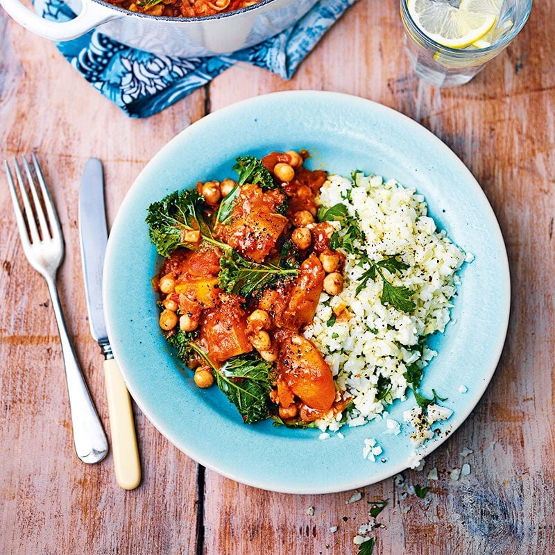 Photo of Spiced vegetable stew by WW