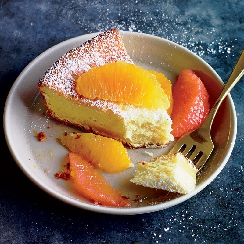 Photo of Citrus cake by WW