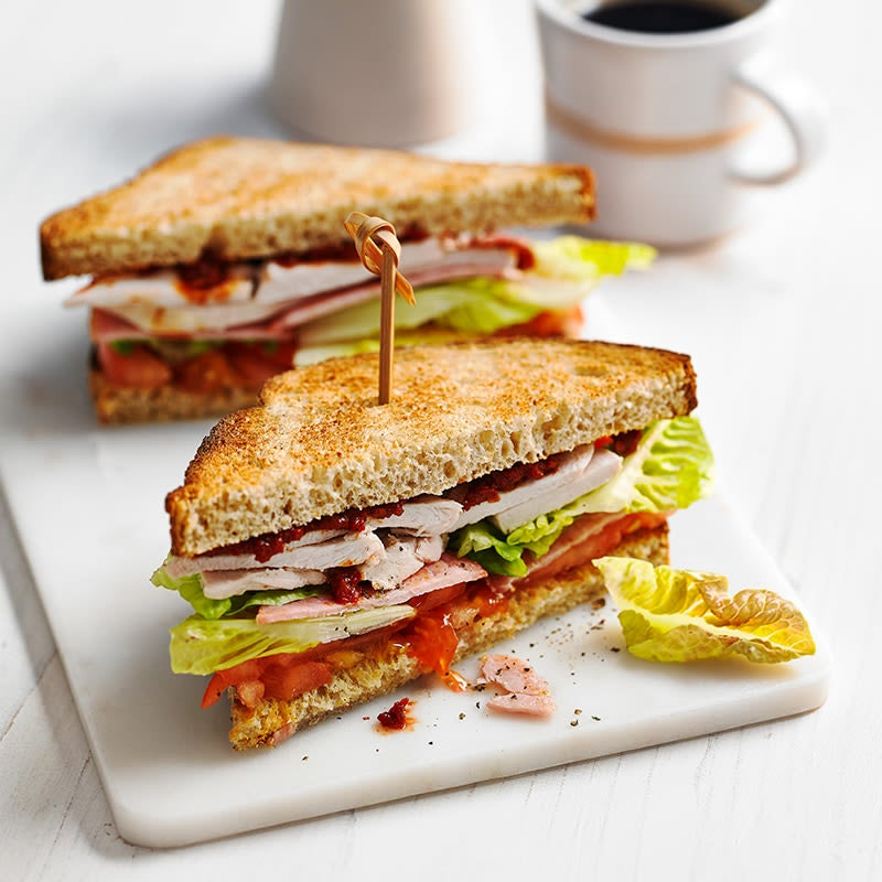 Photo of BLT with chicken by WW