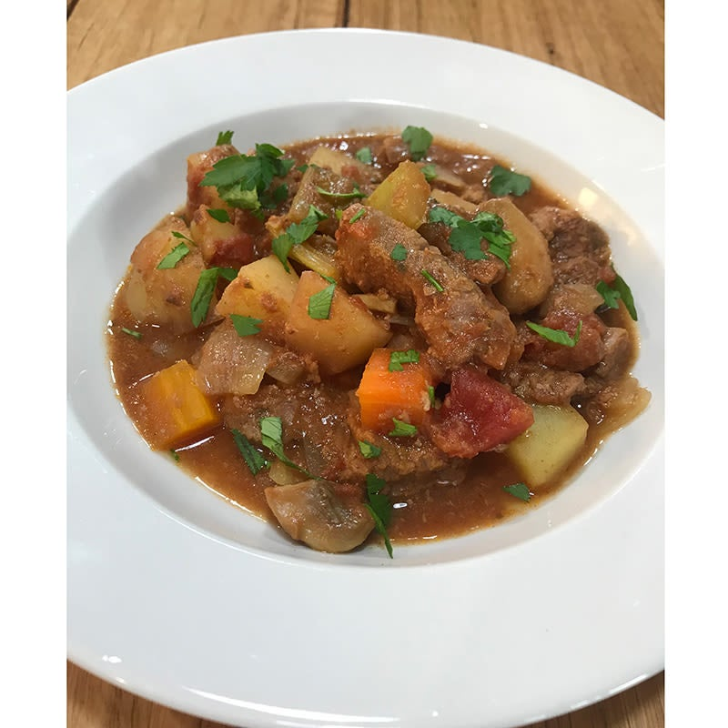 Photo of Julie's hearty beef stew by WW