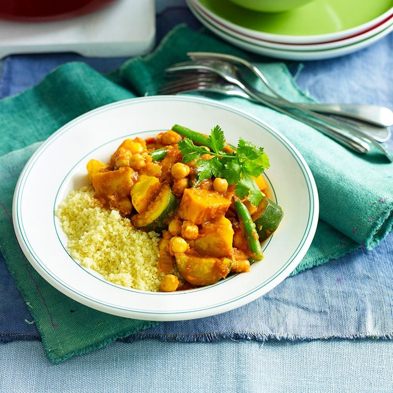 Photo of Vegetable tagine by WW