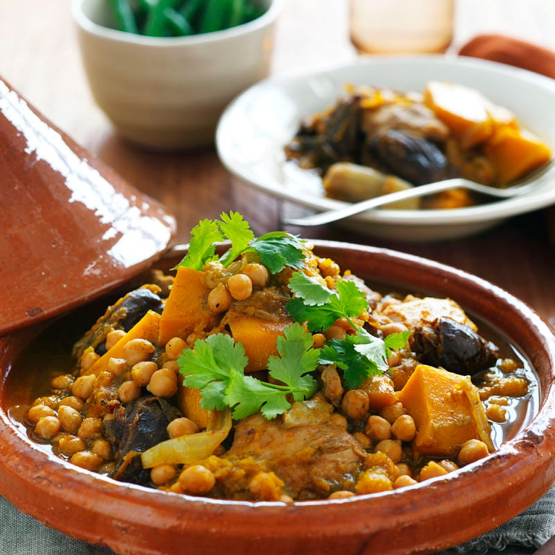 Photo of Chicken, date and pumpkin tagine by WW
