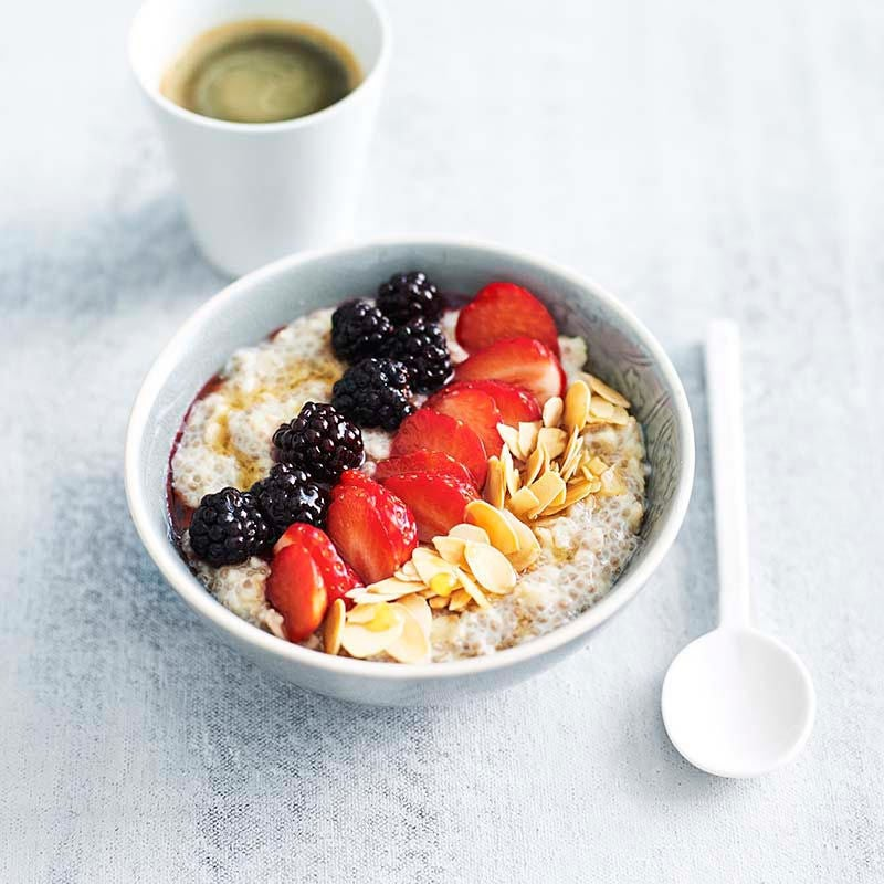 Photo of Warm chia and oat pudding by WW