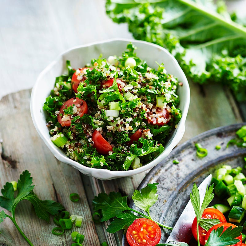 Photo of Quinoa kale tabbouleh by WW