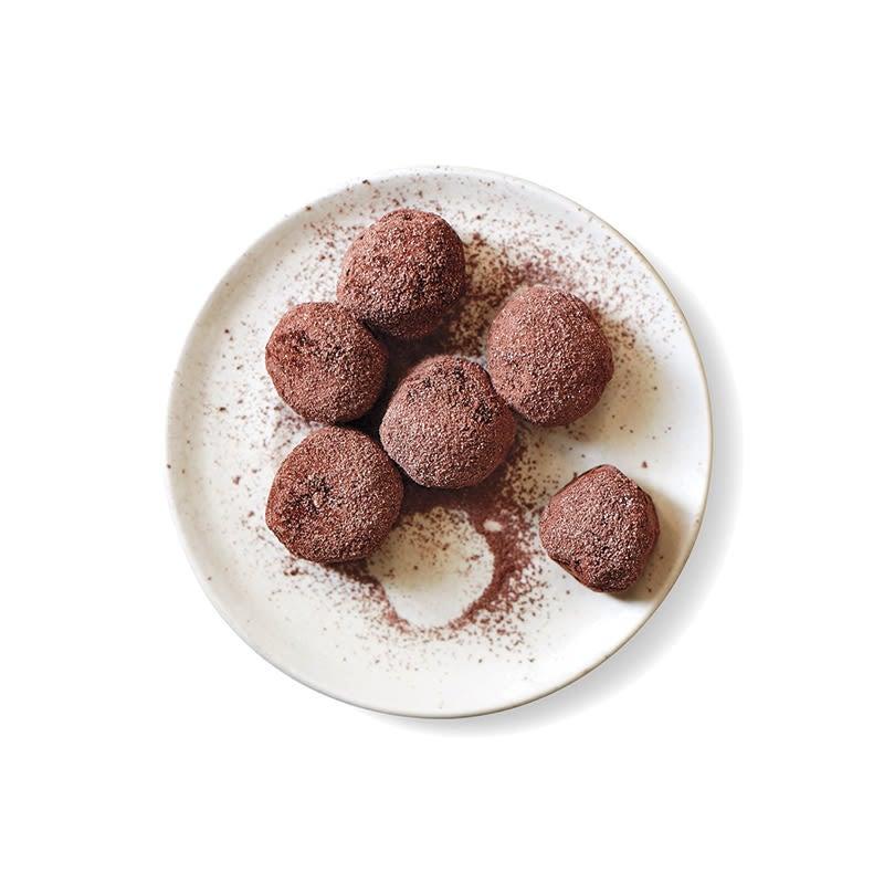 Photo of Dark chocolate bliss balls by WW