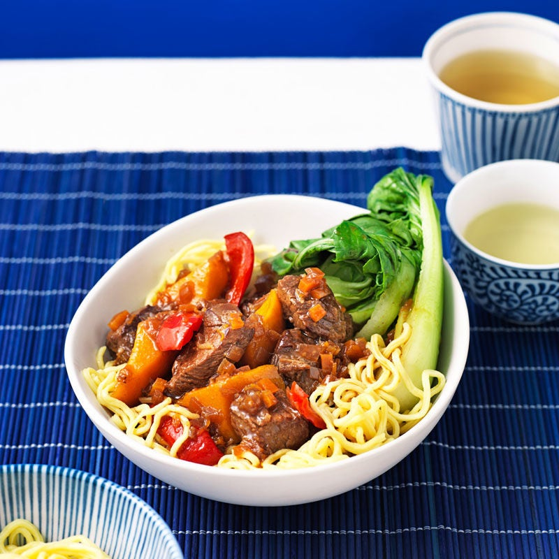 Photo of Chinese braised beef by WW