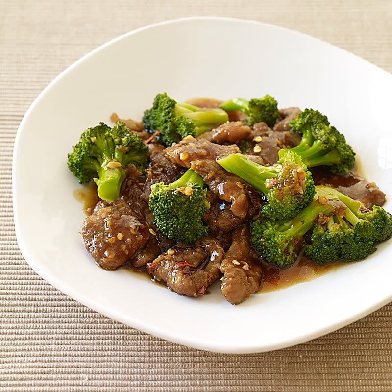 Photo of Beef and broccoli stir-fry by WW