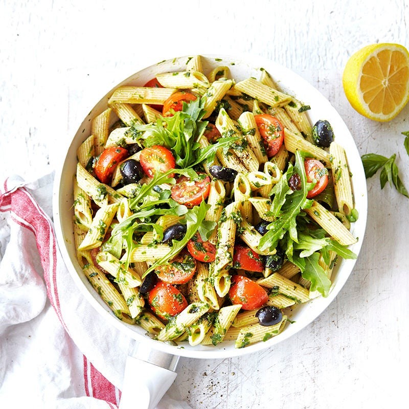Photo of Rocket pesto pasta by WW