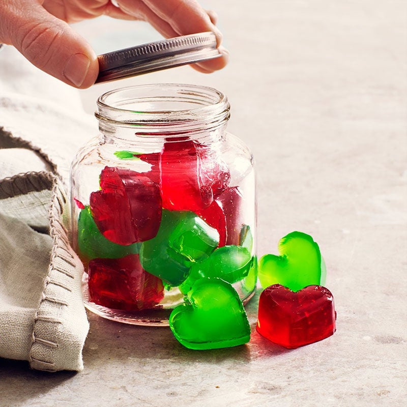 Photo of Anna's jube jellies by WW