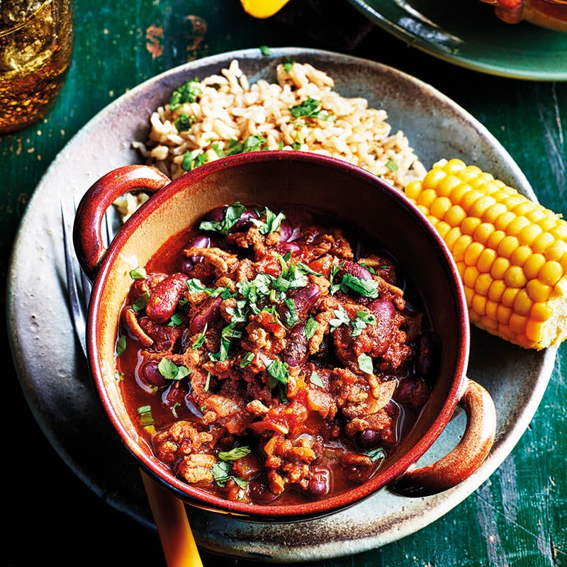 Photo of Mild chilli con carne by WW