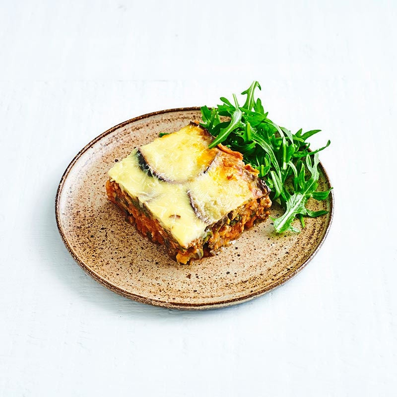 Photo of Lamb and eggplant lasagne by WW
