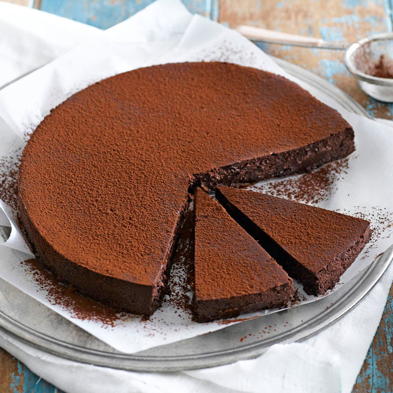 Photo of Chocolate truffle cake by WW