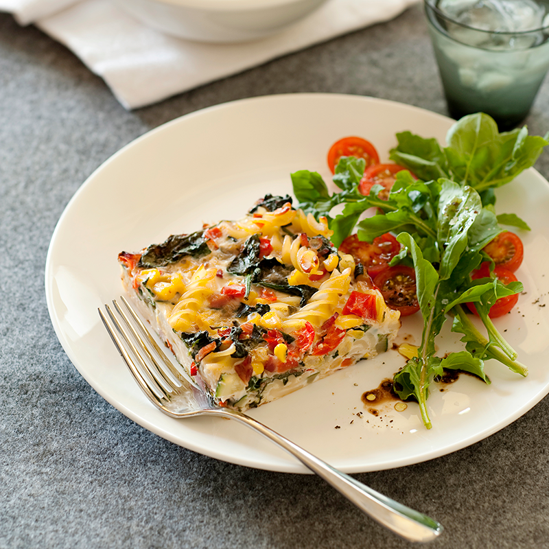 Photo of Baked pasta frittata by WW