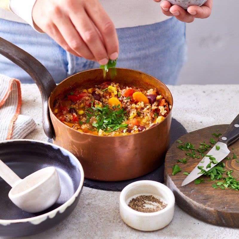 Photo of One-pot quinoa chilli by WW